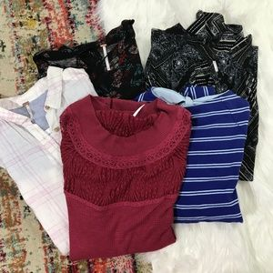 Free People • Not So Mystery Box